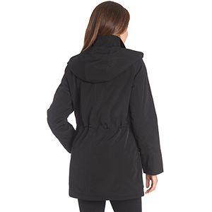 Women's Fleet Street Hooded Coated Anorak Jacket