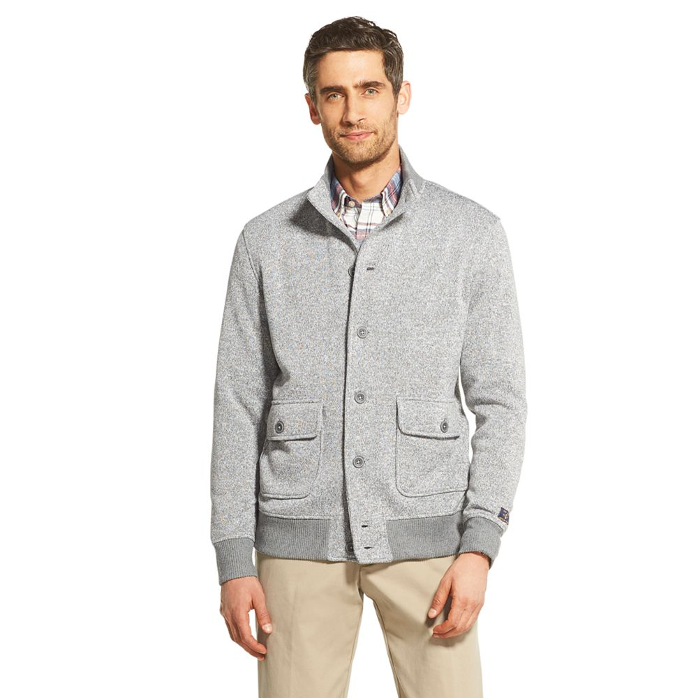 Men's IZOD Sportswear Premium Essentials Bomber Jacket