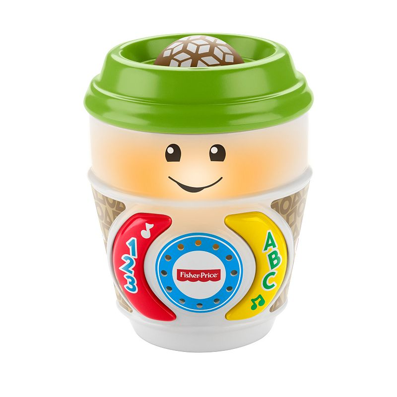 Fisher-Price Laugh & Learn On-the-Glow Coffee Cup