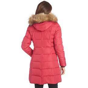 Women's Fleet Street Hooded Heavyweight Quilted Puffer Jacket