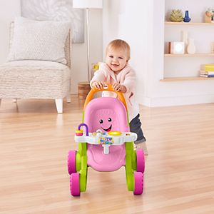 Fisher-Price Laugh & Learn Stroll and Learn Walker