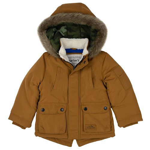 Boys 4-7 Carter's Heavyweight Parka
