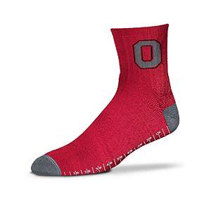 Adult NCAA Ohio State Buckeyes Slipper Socks