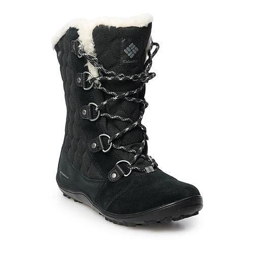 Columbia Kinnerly Peak Women's Waterproof Winter Boots