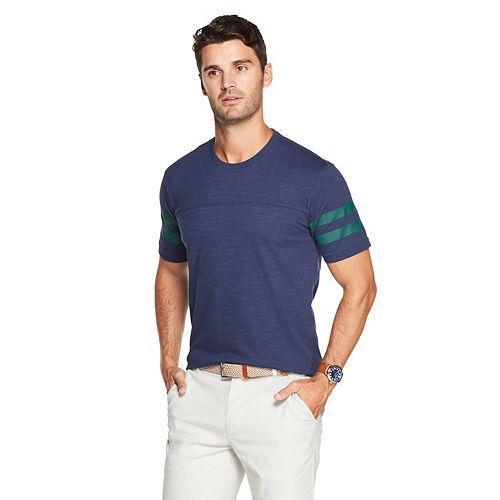 Men's IZOD Sportswear Saltwater Striped Crewneck Tee