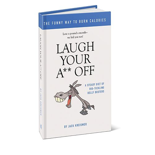Red Letter Press - Laugh Your A** Off