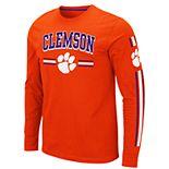 Men's NCAA Clemson Tigers Print Tee