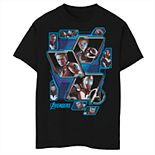 Boys 8-20 Marvel's Avengers Panel Shot Tee