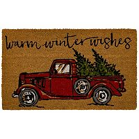 Mohawk Home Winter Truck Doormat
