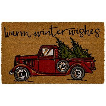 Mohawk Home Winter Truck Doormat