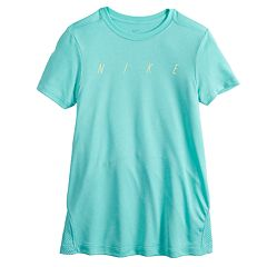 Girls 7-16 Nike Studio Dry Short Sleeve Tee