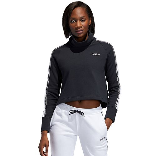 Women's adidas Funnel Neck Fleece Sweatshirt