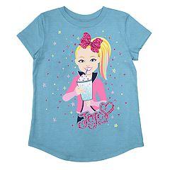 Girls 4 12 Jumping BeansR Jojo Siwa Slushie Graphic Tee