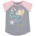 "Girls 4-12 Jumping Beans® Jojo Siwa ""Shine On"" Graphic Tee"