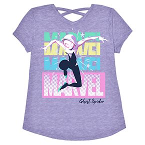 Girls 4-12 Jumping Beans® Marvel Ghost Spider Graphic Tee