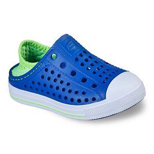 Skechers Guzman Steps Aqua Surge Kid's Water Shoes