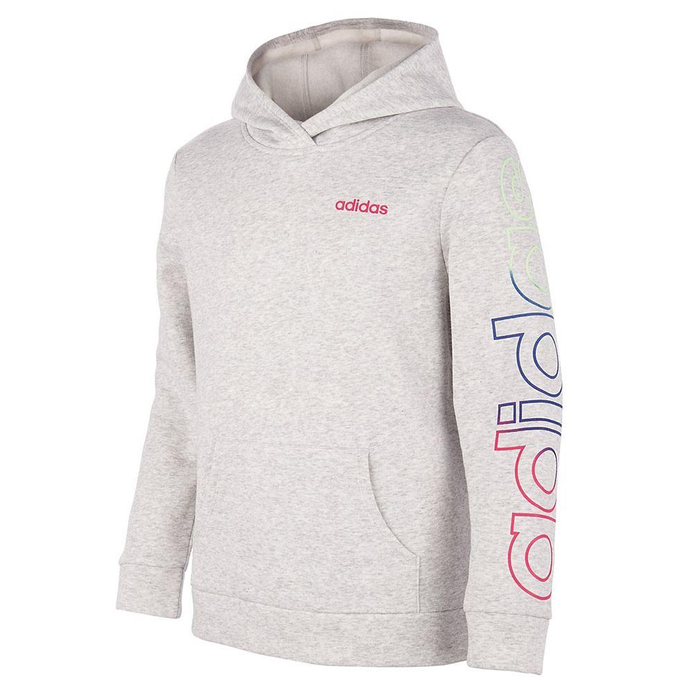 Girls 4-6x adidas Logo Hoodie