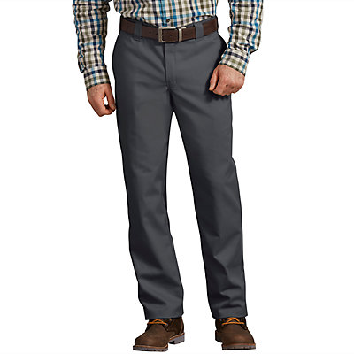 Men's Dickies Regular-Fit Active-Waistband Work Pants