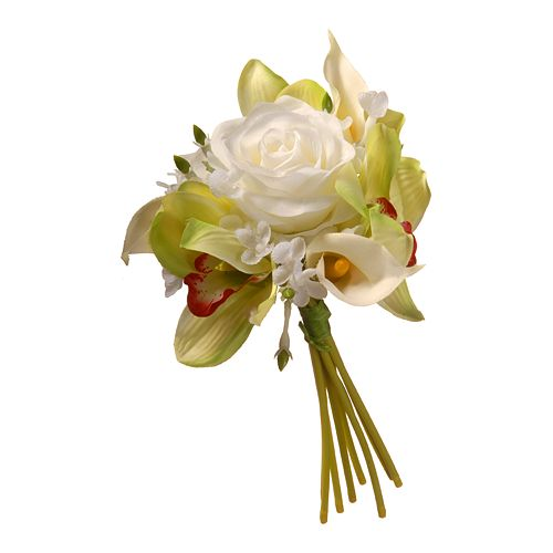 National Tree Company Artificial Spring Flower Bouquet