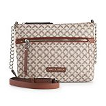 Women's Dana Buchman Everett Crossbody Bag