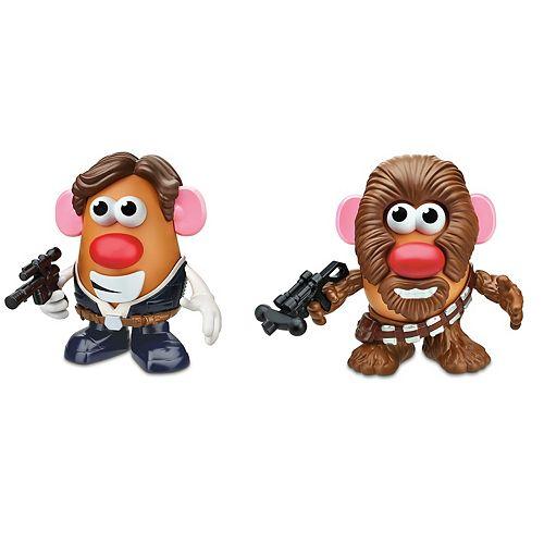 Star Wars Mr. Potato Head Chewie Assortment by Playskool Friends