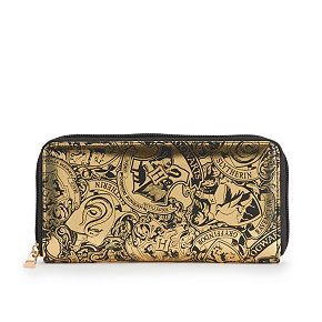 Harry Potter Zip Around Wallet