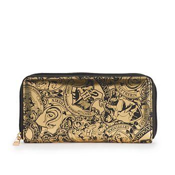 Harry Potter Zip Around Wallet