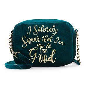 "Harry Potter ""I Solemnly Swear"" Crossbody Bag"