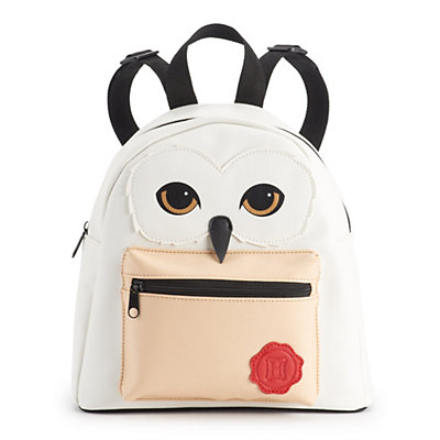 Harry Potter Hedwig with Letter Mini Backpack