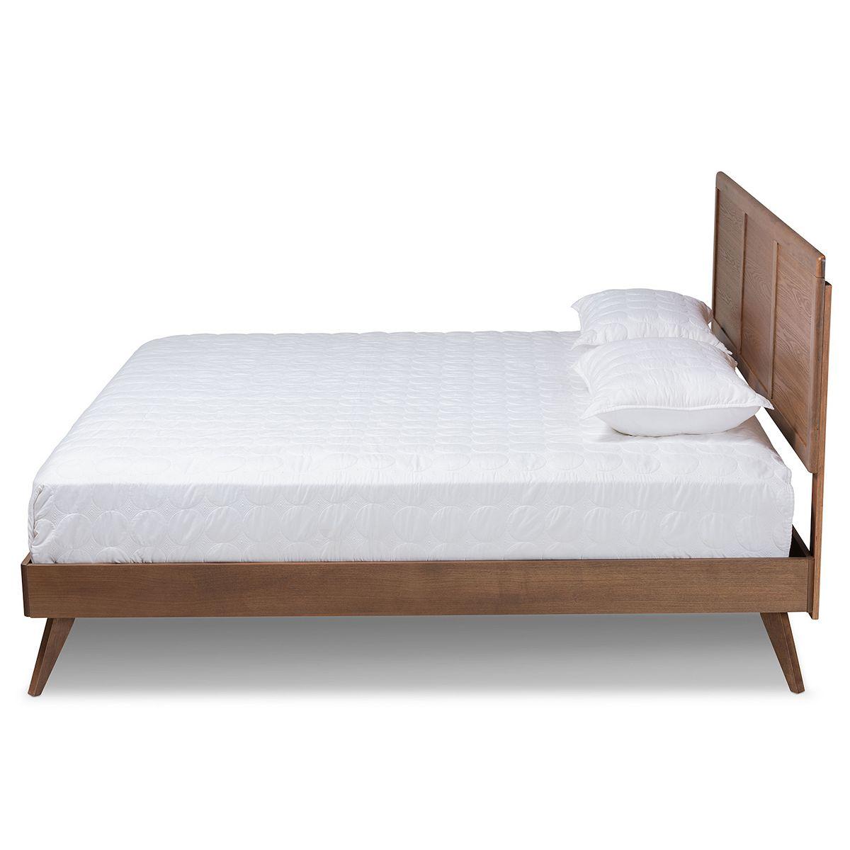 Baxton Studio Zenon Bed SUSy3