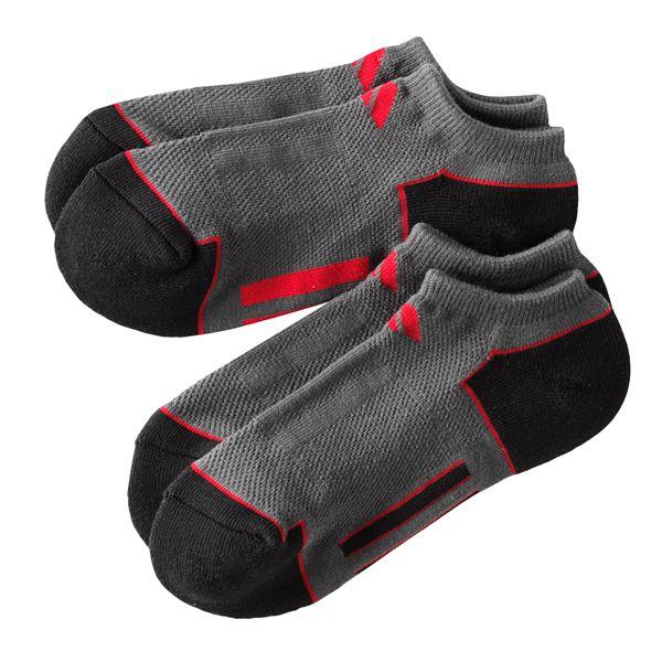 Boys 8-20 adidas ClimaCool 2-pk. No-Show Socks