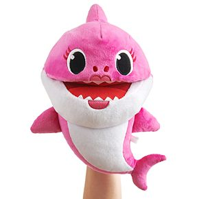 Song Puppet with Tempo Control - Mommy Shark
