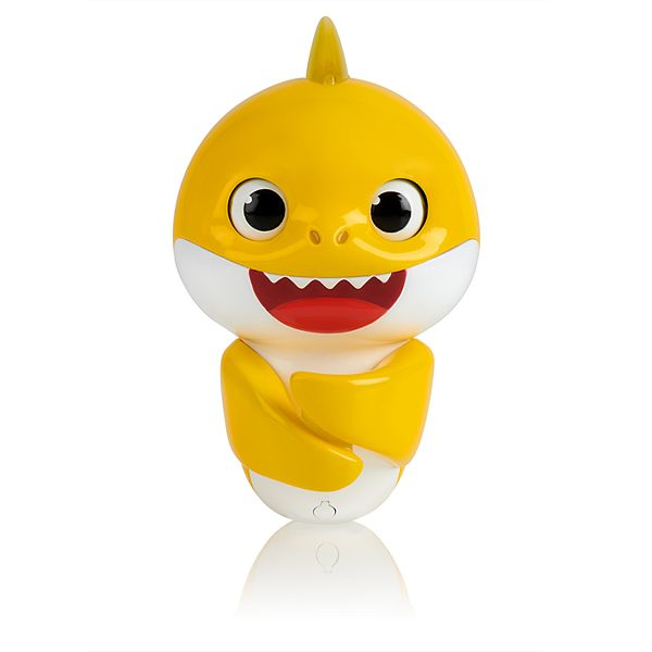 Pinkfong Baby Shark Fingerlings Interactive Toy - By WowWee - Multi