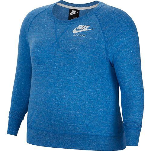 Plus Size Nike Crewneck Tee