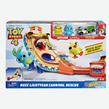 Hot Wheels Toy Story Buzz Lightyear Carnival Rescue