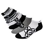 Men's Nick Graham 10-pack NASA Low-Cut Socks