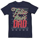 Men's Feliz Navi Dad Graphic Tee