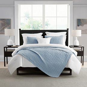 Ultra Soft Enzyme Wash Crinkle Quilt set