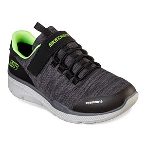 Skechers Relaxed Fit Equalizer 3.0 Boys' Waterproof Sneakers
