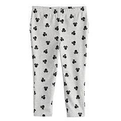 d694f8dbccb Disney's Minnie Mouse Baby Girl Ruffle-Back Leggings by Jumping Beans®