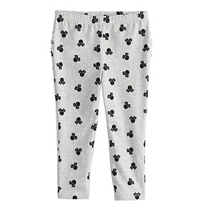 Disney's Minnie Mouse Baby Girl Ruffle-Back Leggings by Jumping Beans®