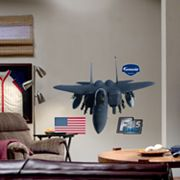 Fathead F-15 Eagle Wall Decal