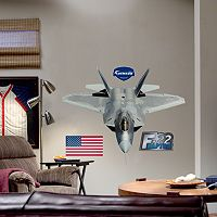 Fathead F-22 Raptor Wall Decal