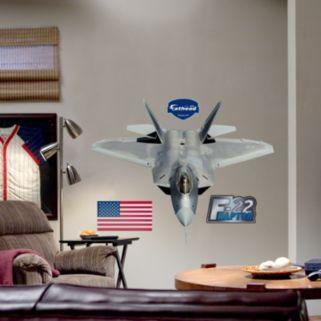 Fathead F-22 Raptor Wall Decal