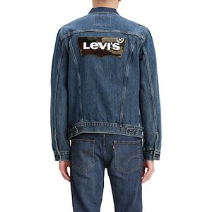 Men's Levi's Denim Trucker Jacket