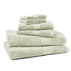 Chaps Camden 6-piece Bath Towel Set