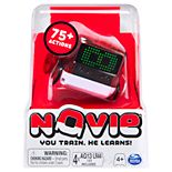 Novie Interactive Smart Robot with Over 75 Actions and Learns 12 Tricks by Spinmaster