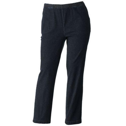 Croft & Barrow® Pull-On Jeans - Women's Plus