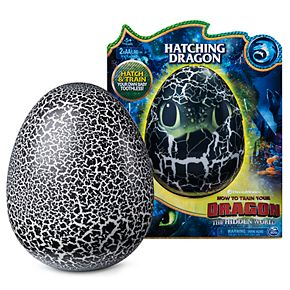 DreamWorks Dragons, Hatching Toothless Interactive Baby Dragon with Sounds