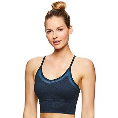 Gaiam Athena Yoga Medium-Impact Sports Bralette